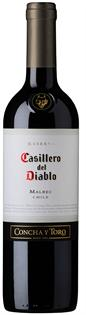 Casillero del Diablo Malbec 2015 750ml - Case of 12